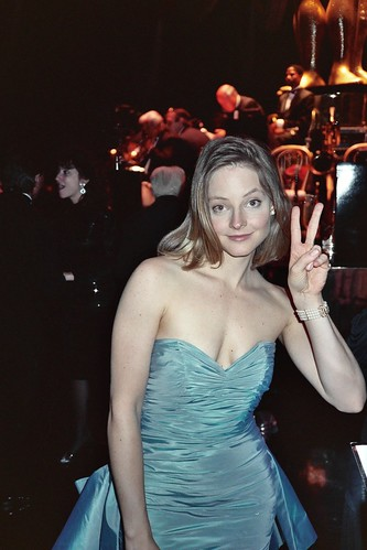 Jodie Foster | by Alan Light