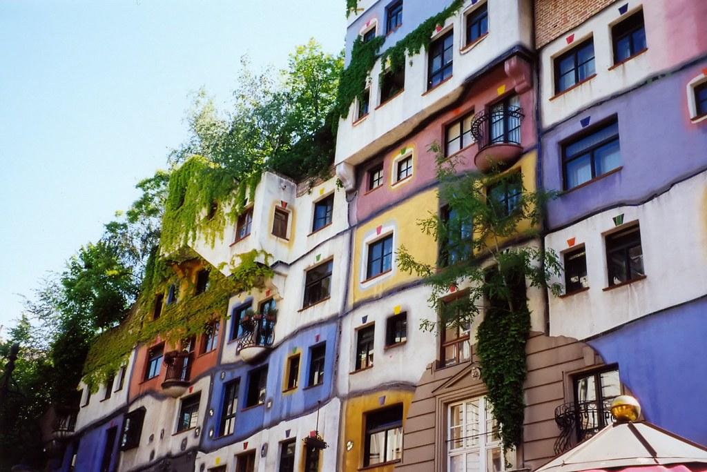 Vienna modern architecture seb flickr for Architecture vienne