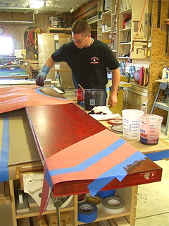 Dyeing Small Door | by toddclippinger