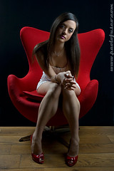 Red chair | by paolofusco