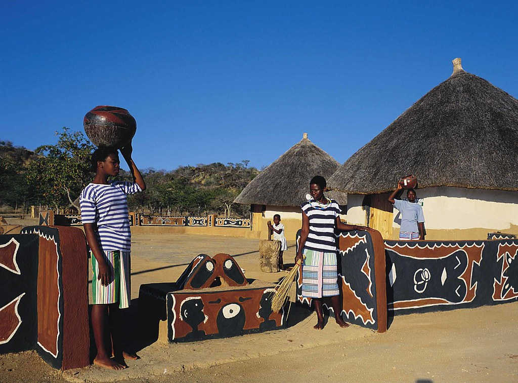 pedi living culture route limpopo south africa south