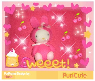 Hello Kitty Bed Frame Queen