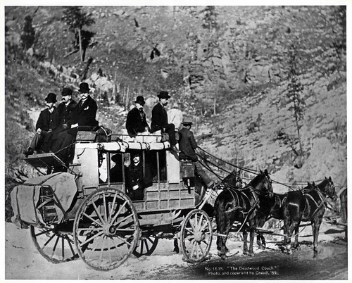 The Deadwood Coach | by Smithsonian Institution