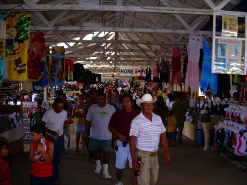 North Lamar Flea Market - Austin, Texas - Shopping ...