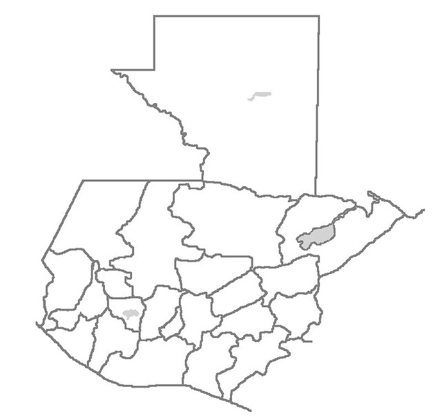 Image Result For Map De Guatemala