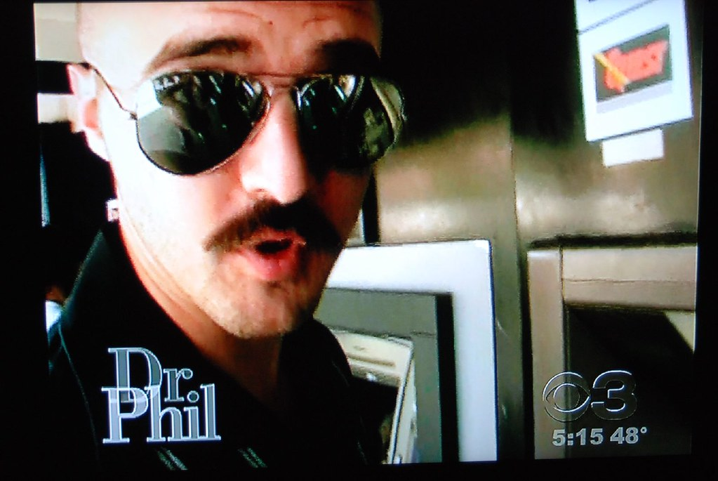 dick masterson on dr  phil