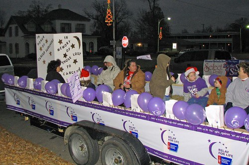 Relay For Life Float | by richies