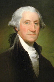 NYC - Metropolitan Museum of Art - Gilbert Stuart's George Washington | by wallyg