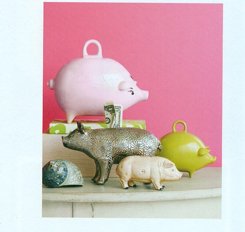 pig grouping | by Jane Little