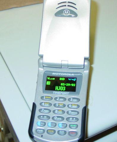 Motorola Timeport P7389 - Mobilecollectors.net