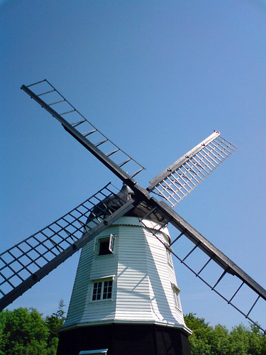 Windmill | by liteben