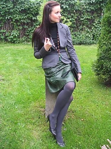 leather skirt leather skirt family history jacket