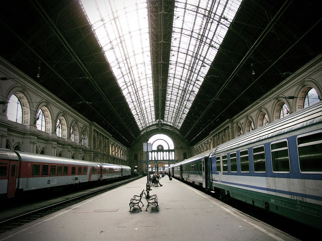 keleti train station budapest budapest keleti p lyaudvar flickr. Black Bedroom Furniture Sets. Home Design Ideas