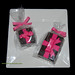 pink package chocolate boxes
