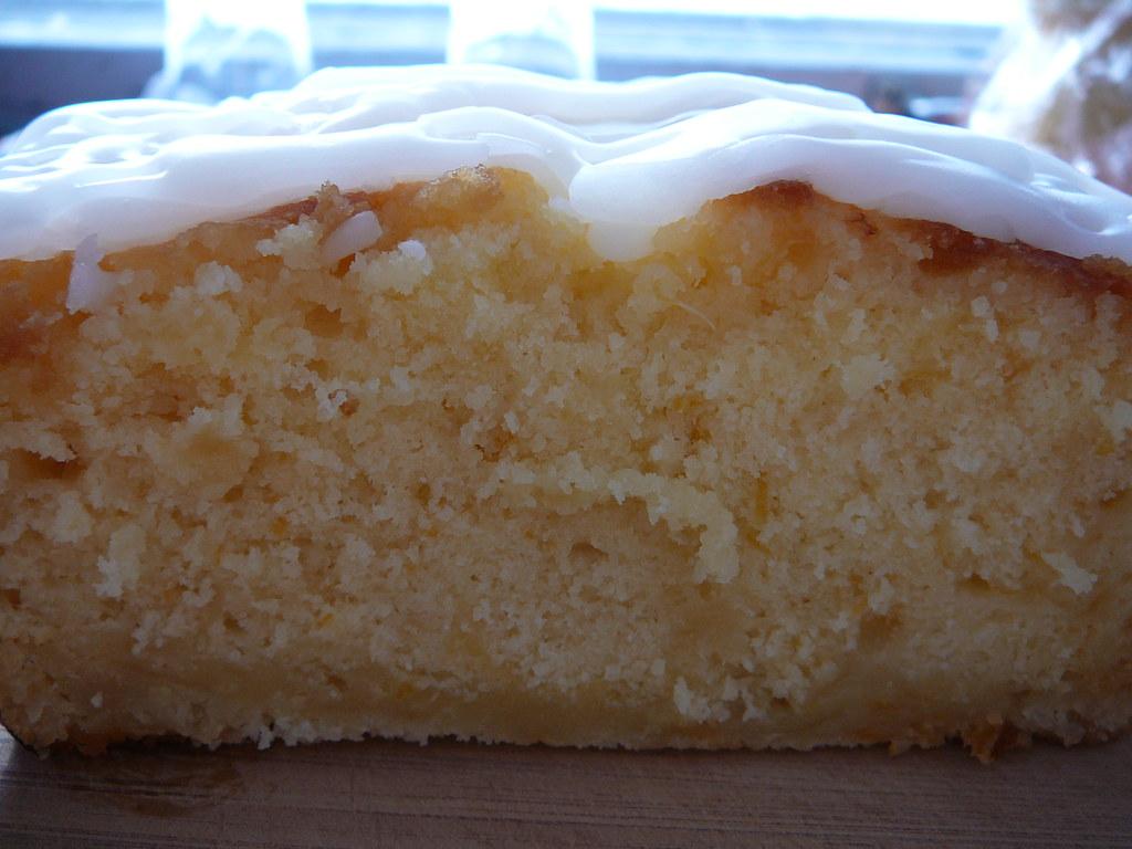 Louisiana Pound Cake