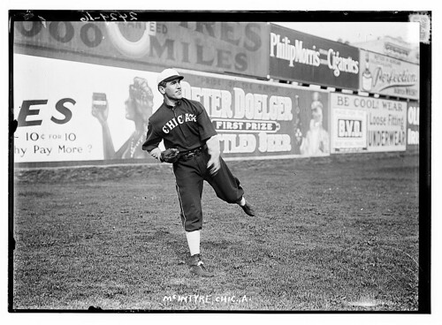 [Matty McIntyre, Chicago AL (baseball)]  (LOC) | by The Library of Congress