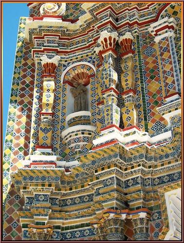 Templo San Francisco Acatepec San Andr 233 S Cholula Puebla M 233