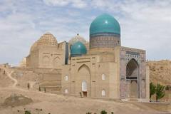 Shakhi-Zinda, Samarkand