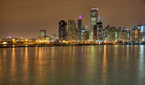 Chicago Skyline | by tomalu