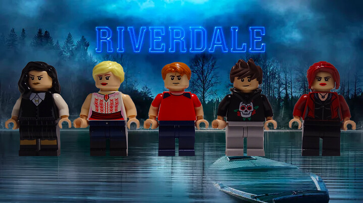 Lego Riverdale custom Minifigures (TV SERIES) based of the ...