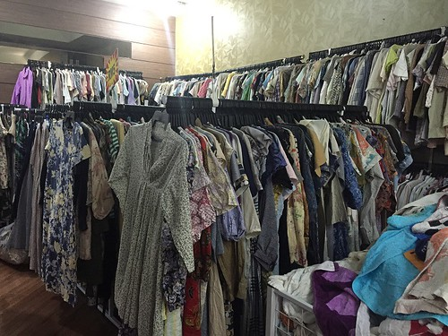 Dresses section resized