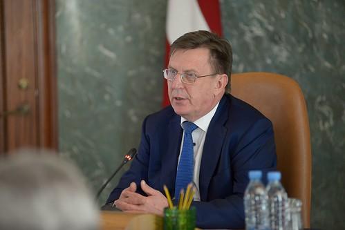 Ministru prezidents prezentē Valdības rīcības plāna izpildi
