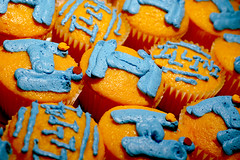 Illini Cupcakes | by Yano