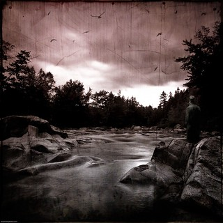 Darkness Falls On The Swift River | by _marmota