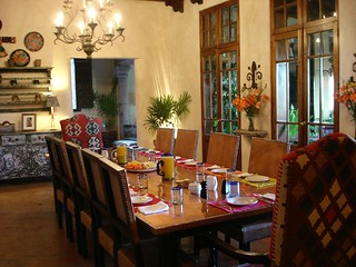 Mexican Dining Room Decor