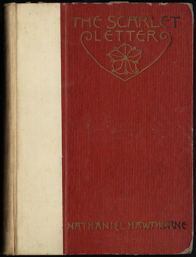 The scarlet letter [Front cover] : File name: 06_04_000190 ...