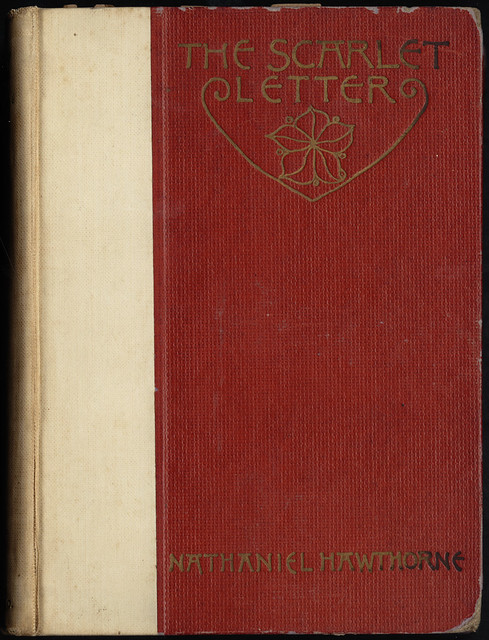 the scarlet letter  front cover