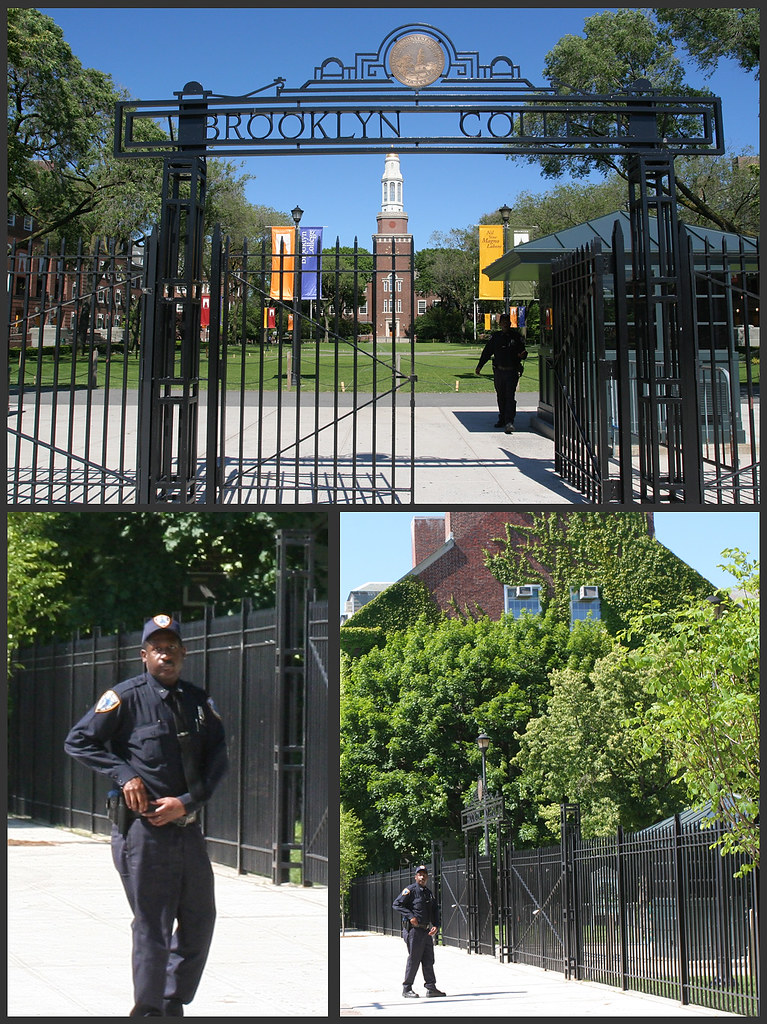 Brooklyn College Security Guard To Communications