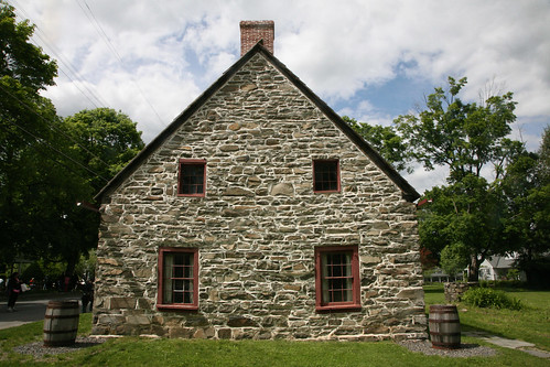 South Gable - Abraham (Daniel) Hasbrouck House | by OmMane