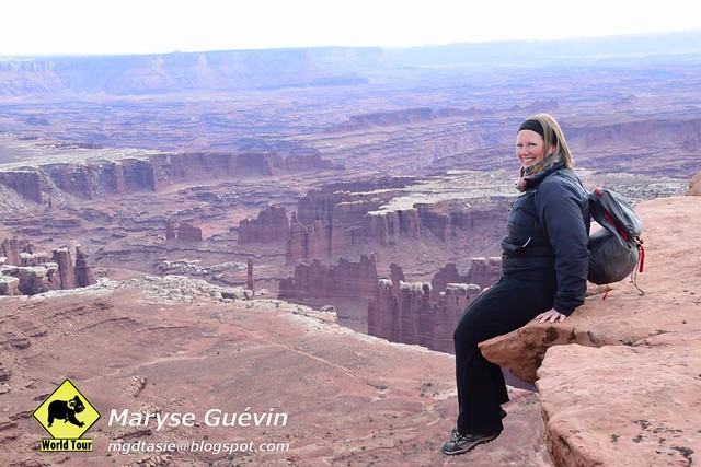 Canyonland Island in the sky