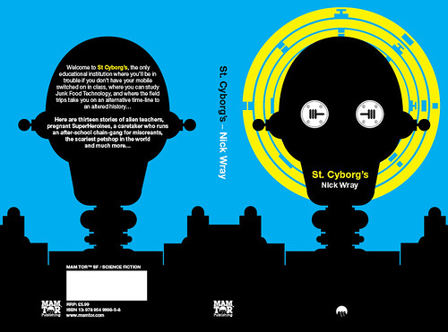 St. Cyborg's cover | by helloMuller