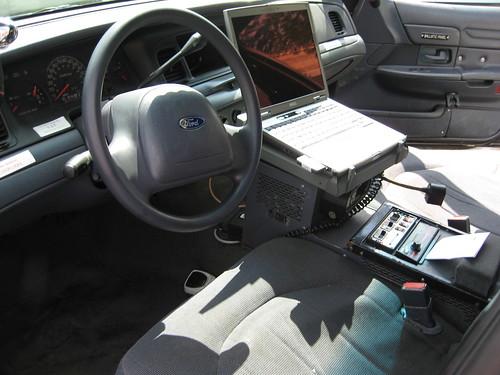 Mass State Police Car Seat