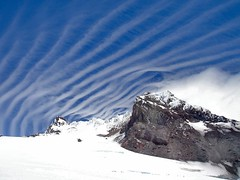 Zebra Stripes on Mt. Hood | by mnt_goat_76
