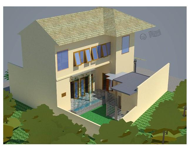 Image Result For Contoh Gambar Rumah