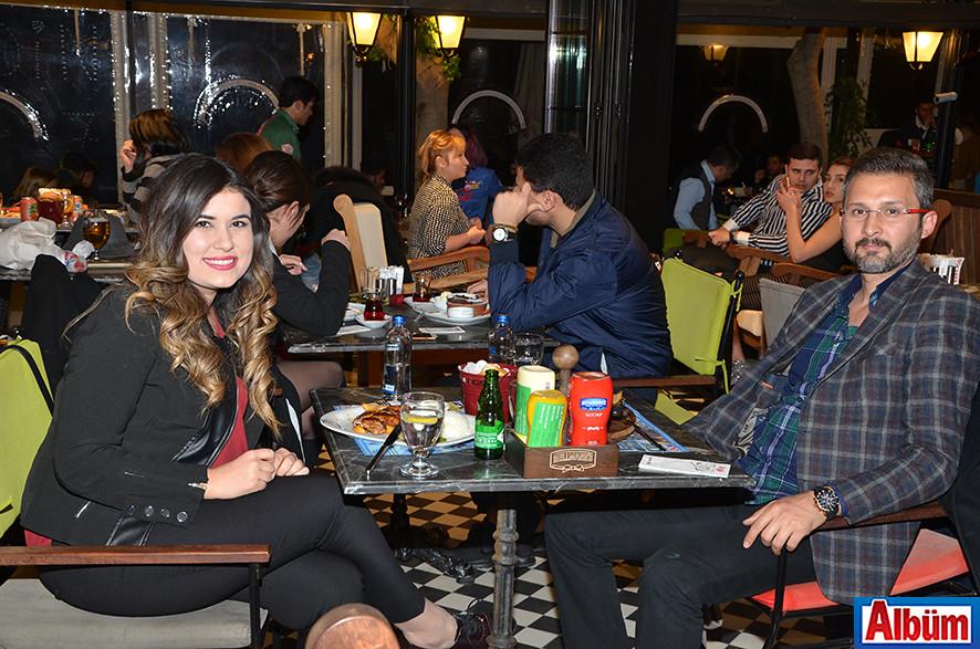 Leman Kültür'de kutladılar2 ( Sevgililer Günü)