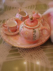 Miniature Tea Set (Two) | by stelladanza's confections