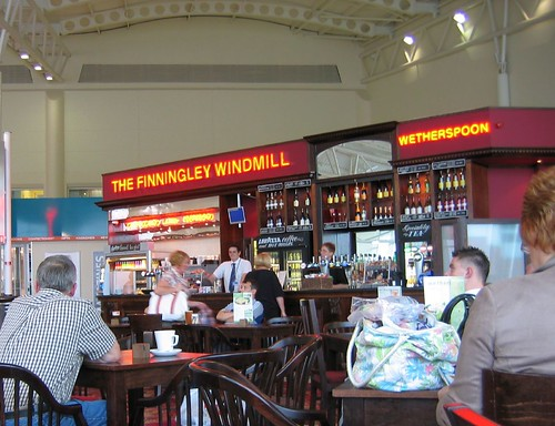 Doncaster Airport Food And Drink