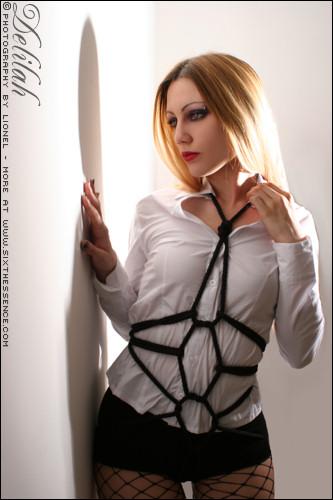 (soft) Bondage | Photography and Bondage by Lionel Model