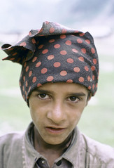 Portrait of young boy. India | by World Bank Photo Collection