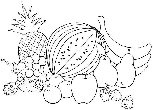 Dibujos Para Colorear Bodegones: Mishka.Cl
