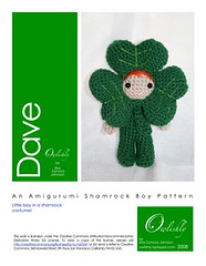 Dave the shamrock pattern page 1 | by *mia*