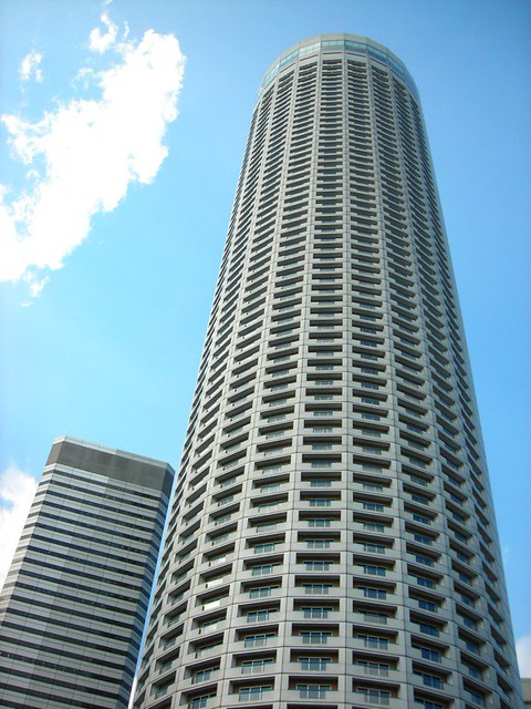 Tallest building in singapore lisa lynne flickr for Famous buildings in singapore