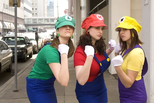 Mario Girls 20 | by Meagan.Marie