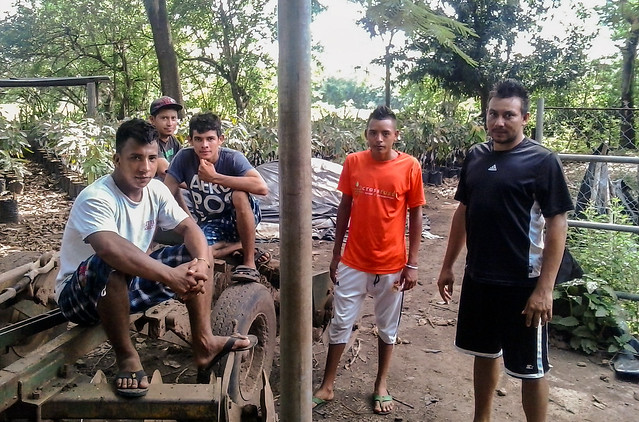 El Salvador: Youth and Migration
