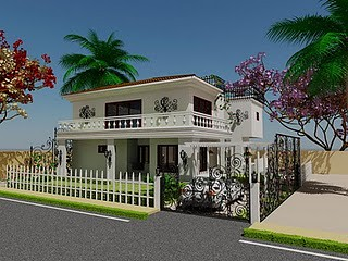 Villa bangalore residential home construction for Home designs bangalore