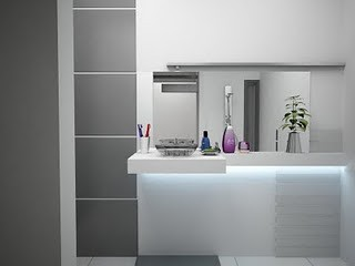 Mr srinivasan washroom bangalore bathroom interior desi for Bathroom designs bangalore